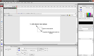 animasi motion tween - kib banjar