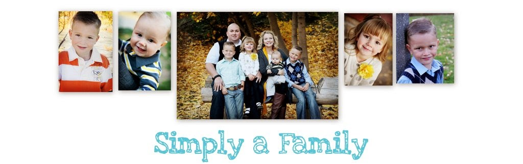 Simply a Family .....