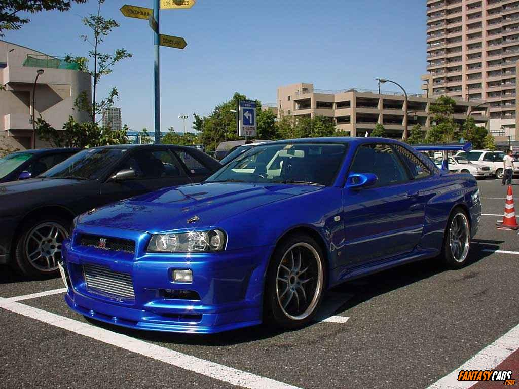 Nissan Skyline Gtr R34 World Of Cars