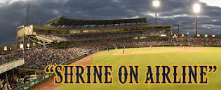 Baseball Fields Visited:134