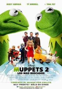Los Muppets 2 en Español Latino