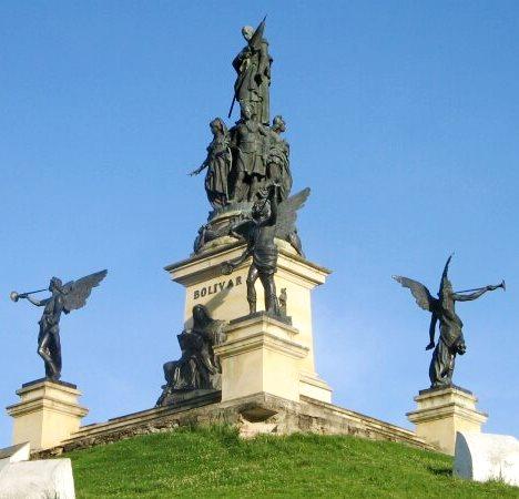 Monumento de Simón Bolivar