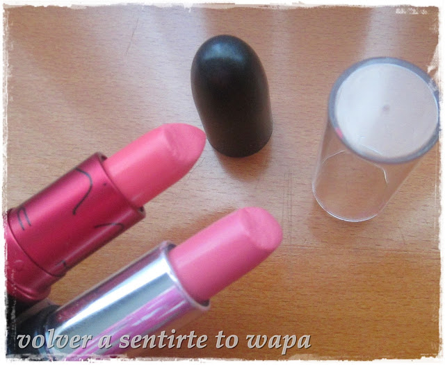 Clon Labial Viva Glam Nicki de MAC