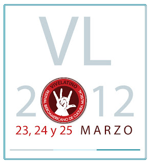 Fechas Vive Latino 2012