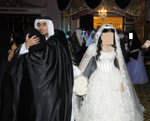 Wedding night from saudi arabia lelt el do5la 8