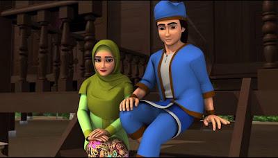 Ahmad Muhammad Animasi Zon Aulad