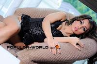 Melissa Putri for Popular World, August 2012