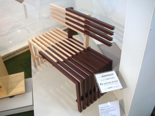 Kontrast the Simple and Unique Chair Design