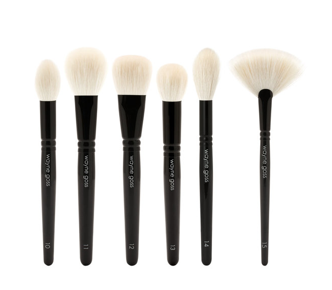 Wayne Goss Brush Set