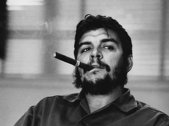 Etkileyici Ernesto Che Guevara
