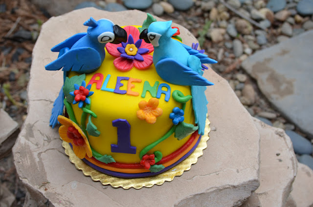 Southern Blue Celebrations Rio Rio 2 Cake Ideas
