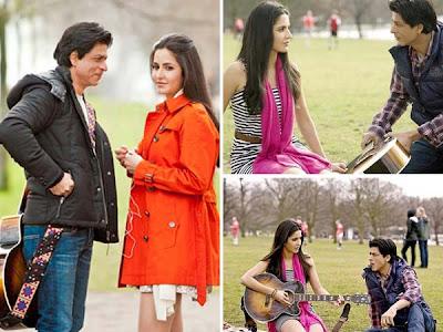 Film Terbaru Shahrukh Khan 2012 London Ishq