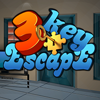 EnaGames 3 Key Escape Walkthrough