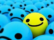 Si alguien te lastima, dale una sonrisa de vuelta.