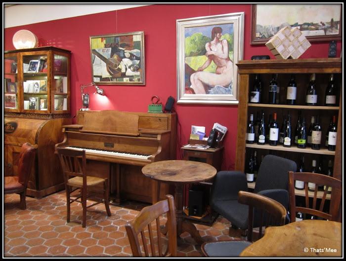 Beashka bistrot gastronomie hongroise Europe centrale Paris 3ème rue Chapon