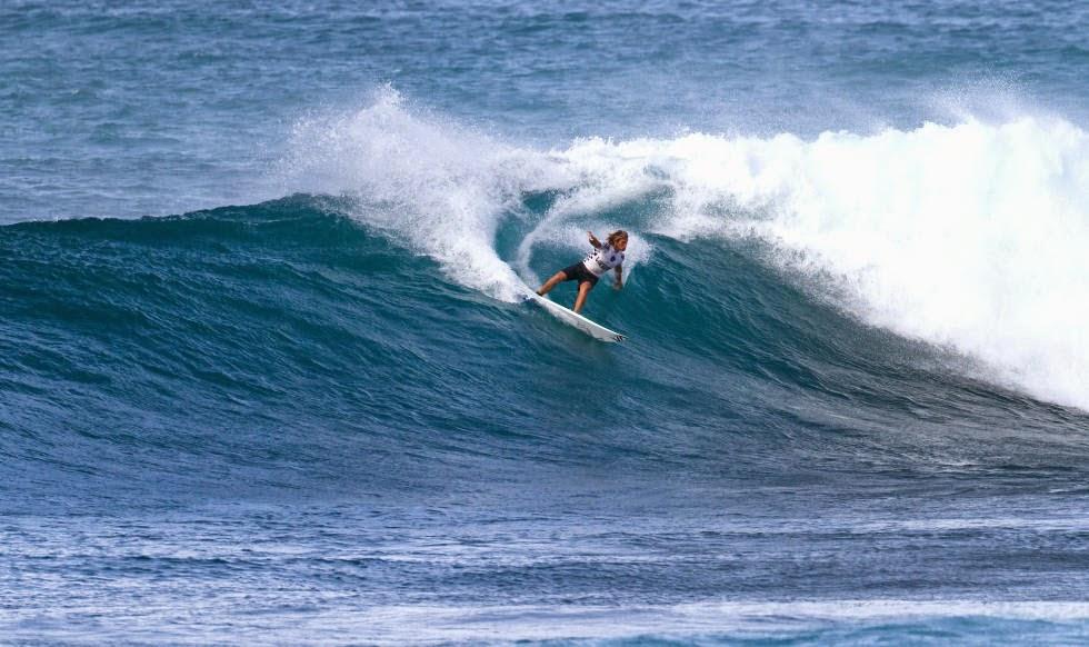 39 Vans World Cup of Sufing 2014 Ricardo Christie Foto ASP
