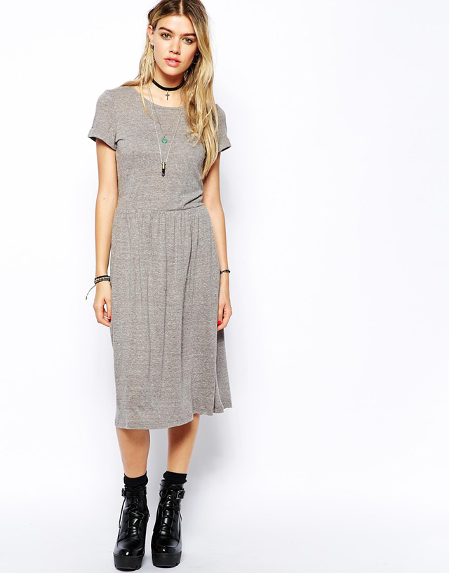 Jersey dress by Asos