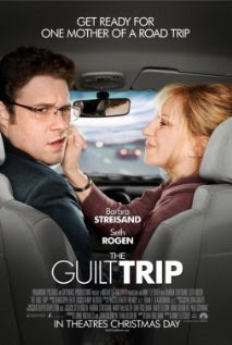The Guilt Trip (2012 – Seth Rogen, Barbra Streisand and Adam Scott)