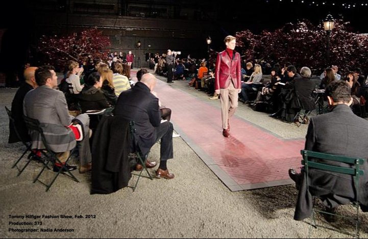 Bryant park fashion show 58