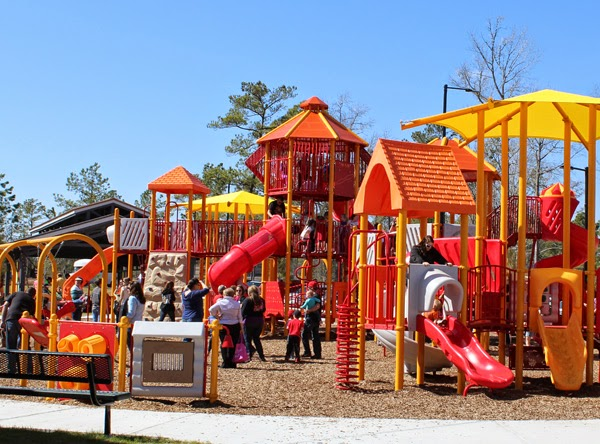 Playgrounds In Myrtle Beach