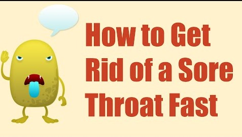 How-To-Get-Rid-Of-A-Sore-Throat