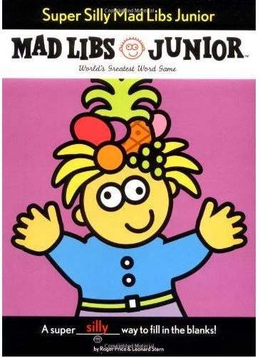 Do you remember doing mad libs as a child i loved completing them