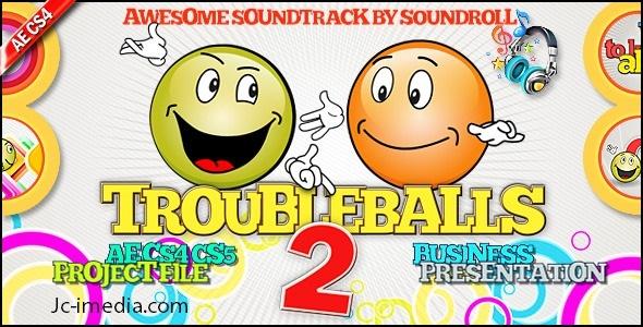 VideoHive Troubleballs 2