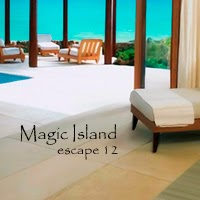 Juegos de aventuras de escape online en español Magic Island Escape 12