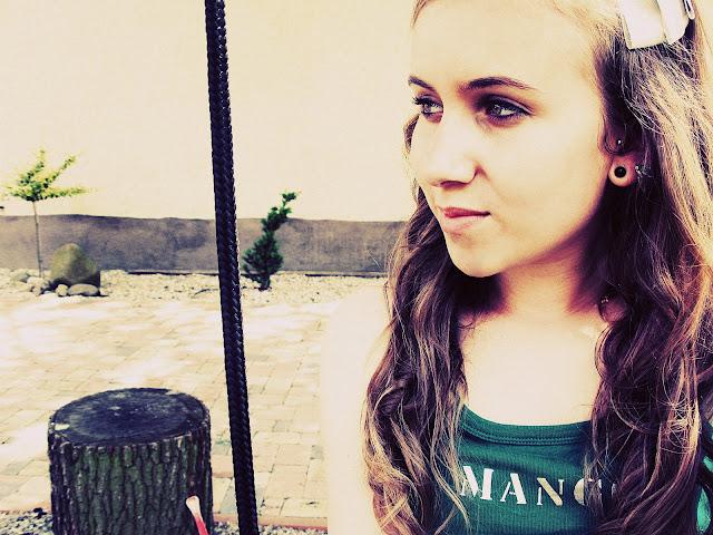 Hello green :) ♥ MANGO