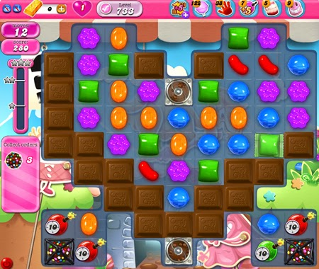Candy Crush Saga 733