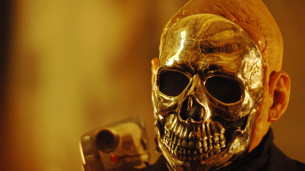 Creepy Masked Movie Killers