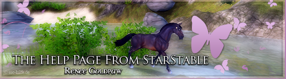 Star Stable Help