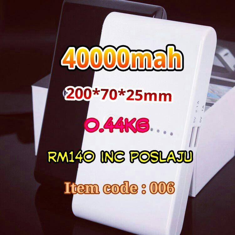 Cantik SHOP House: Powerbank murah beserta warranty 6bulan