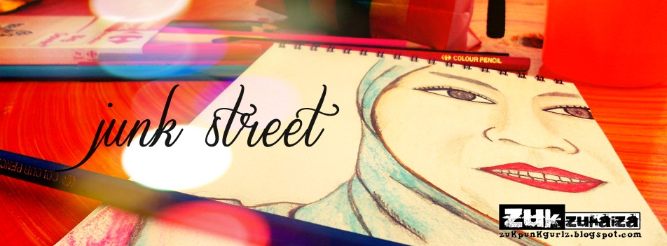 ...JUNK STREET...