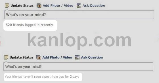 Facebook prueba característica para mostrar cuántos amigos están conectados