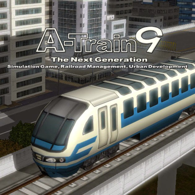 A-Train 9 Game Download