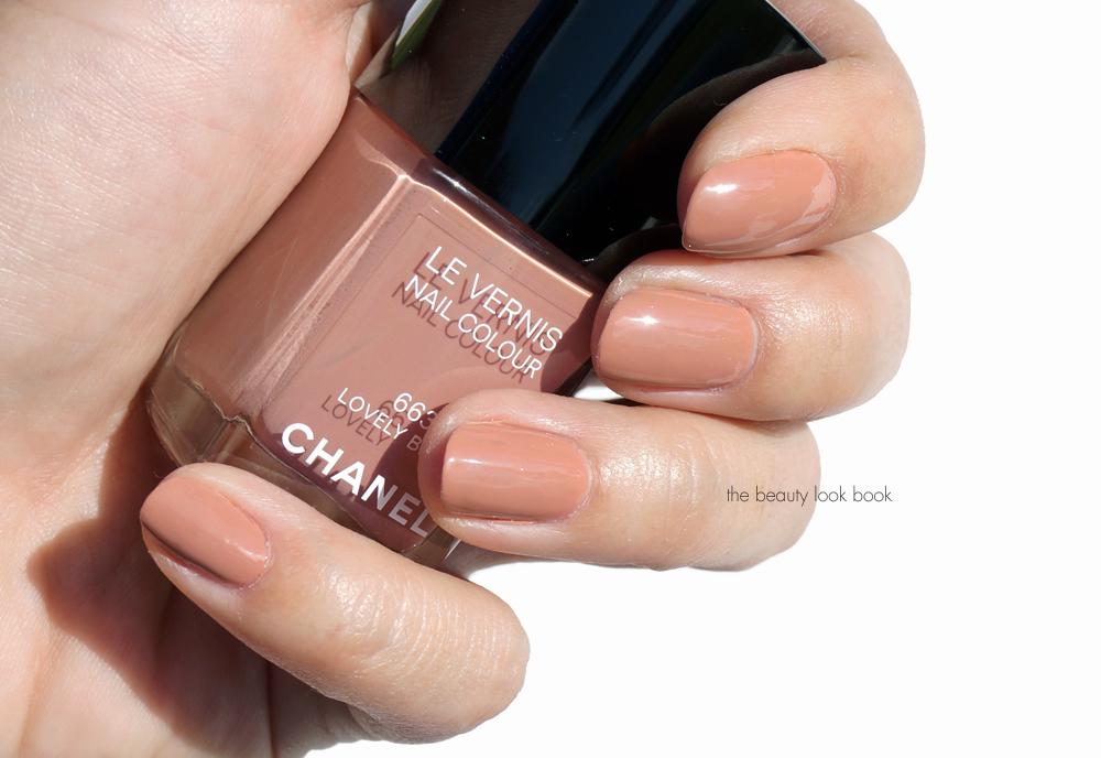 Chanel Les Beiges Le Vernis Beige Rose Beige Pur Precious Beige