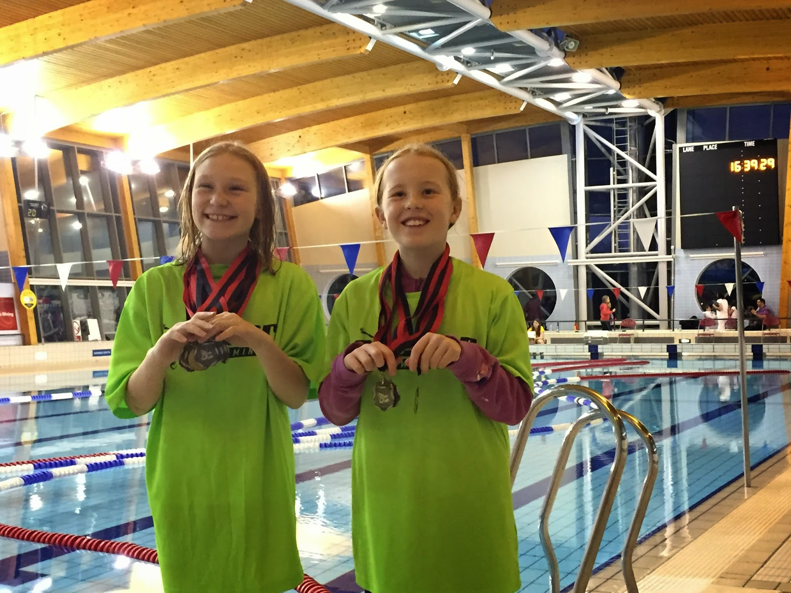 Exeter Swimming Exeter Swimmers At United Bristol Meet