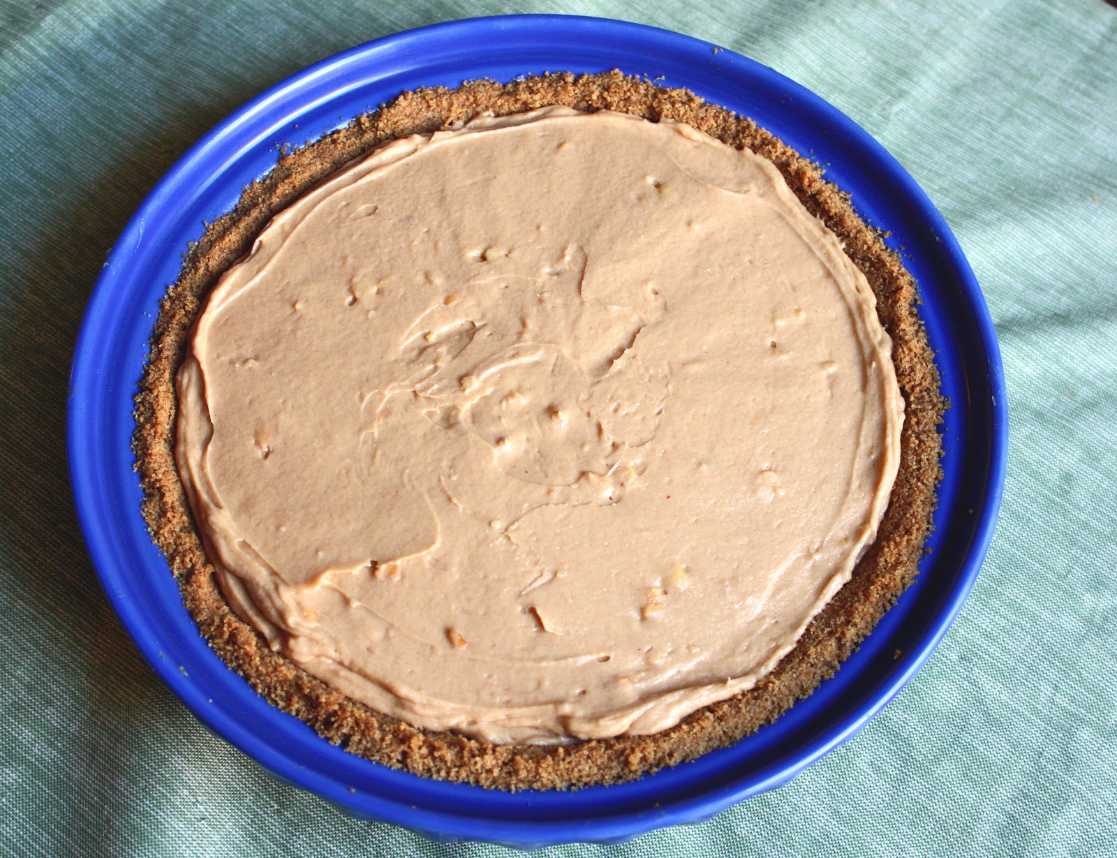 Honeycomb: Peanut Butter Pie