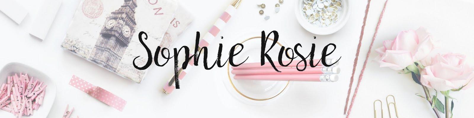 SOPHIE ROSIE.