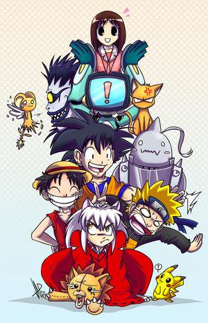 lo que no sabias sobre el anime Anime-y-manga