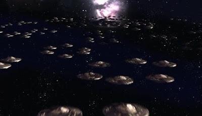 Hipernovas: O Que a Humanidade Poderia Fazer se Descobrisse Que Alienígenas Hostis Estariam Vindo em Nossa Direção, Chegando Aqui em 10 Anos? [Artigo]