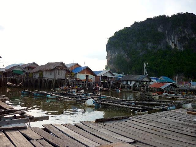 villaggio musulmano  Panyi