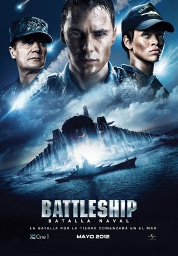 Battleship: Batalla Naval [Battleship] [2012][Mf][Mediafire][Latino][DvdRip]
