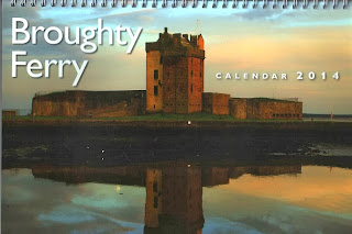 Broughty Ferry Calendar 2014 Front Cover