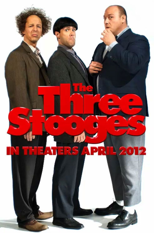 hollywood desktop backgrounds the three stooges 2012 movie poster