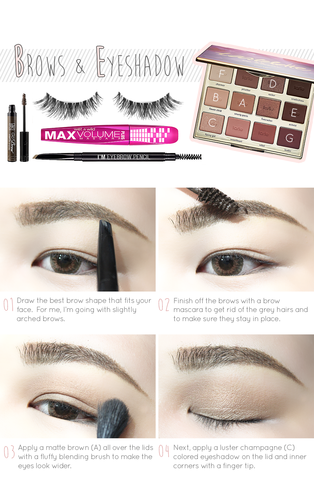 Simple makeup tutorials for brown eyes images any tutorial examples hazel eye makeup tutorial gallery any tutorial examples yummmiiee uniqso my everyday fresh faced k drama baditri Images