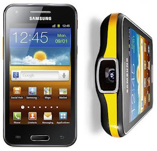 Specification Samsung Galaxy Beam (GT-I8530) Smartphone