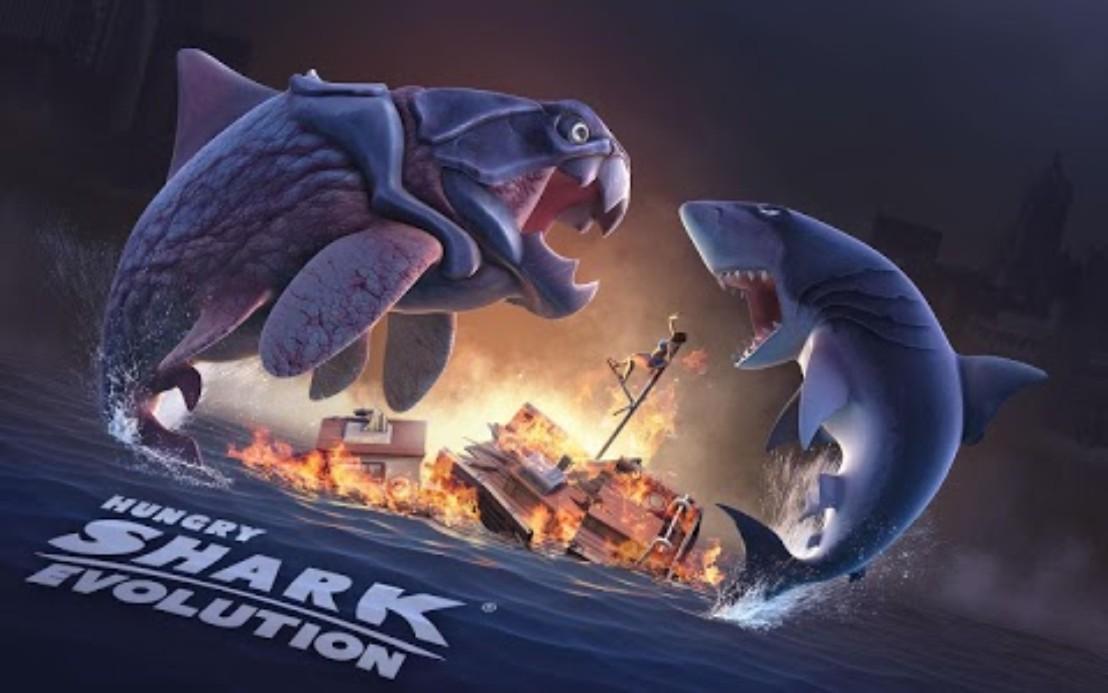hungry shark evolution mod apk free
