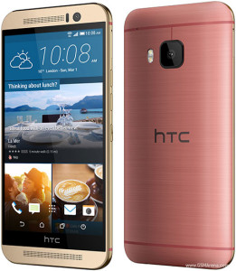 AT&T HTC uno M9